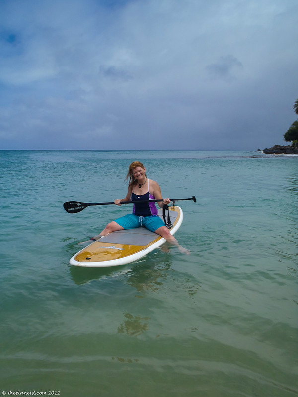 paddle boarding things to do in La Paz