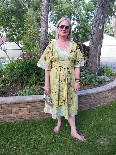 Gone fishing dress by becky b.'s sew & tell