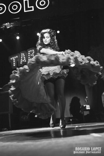Evita Mansfield, TABOO