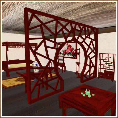 New Furniture Line @ Tian Xia Hui - 2