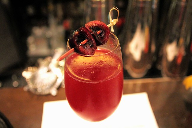 Summer Dalliance cocktail by Caroline on Crack