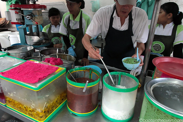 Penang Road Famous Teochew Ice Cendol