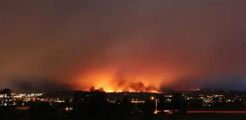 Waldo Canyon fire video