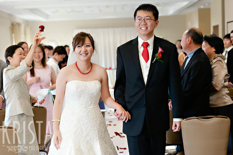 Linan & Zhaogian - Wedding