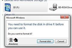 Recupera tus archivos de tu USB o SD dañada