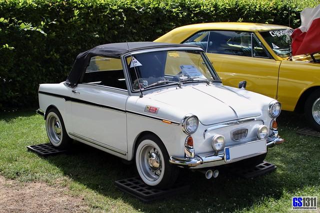 1957 1969 autobianchi bianchina cabriolet the autobianch