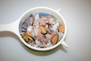 06 - Zutat Meeresfrüchte / Ingredient seafood