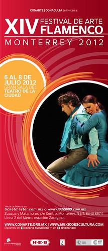 XIV Festival de Arte Flamenco Monterrey 2012
