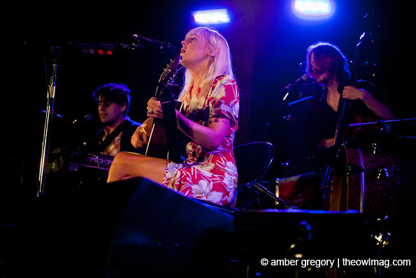 Laura Marling @ Grace Cathedral, SF 6/29/12