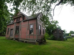 日, 2012-06-03 14:25 - Historic Richmond Town, New Dorp Railroad Station 1888