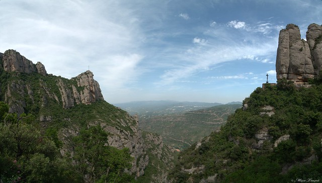 Monserrat view