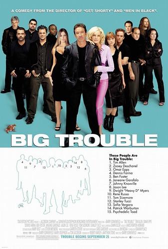 大麻烦 Big Trouble(2002)