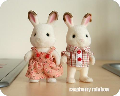 Hello bunnies!