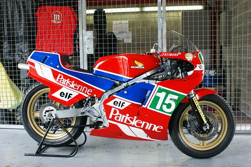 Honda RS250 (Roland Freymond)