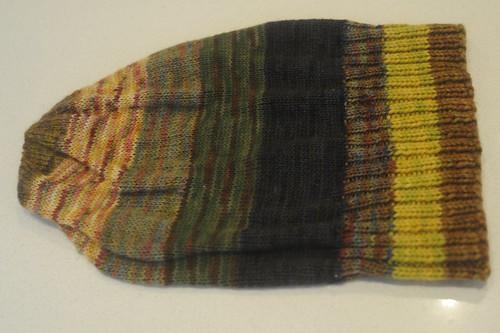 Waratah Fibers sampler sockhead hat
