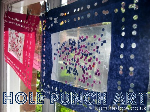Hole Punch Art