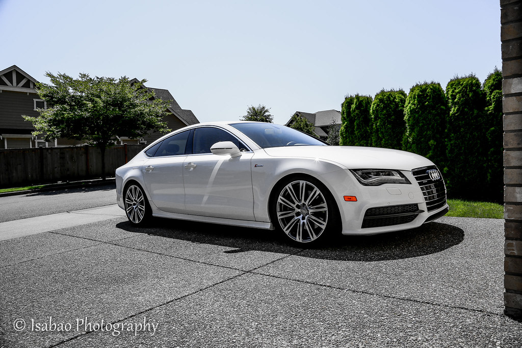 Audi A7 H Amp R Springs Photos Audiworld Forums
