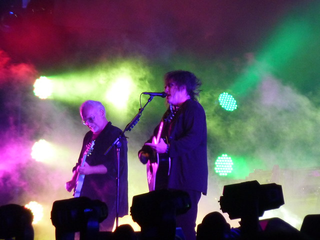 The Cure Werchter 2012