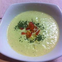 corn chowder, bisque, food, leek soup, dish, soup, cuisine,
