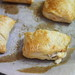 Pizza puff pockets