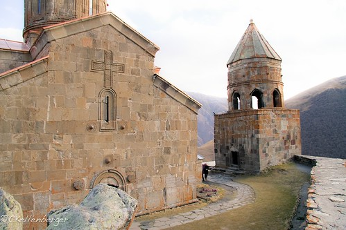 Gergeti Holy Trinity Church, Mount Kazbeg