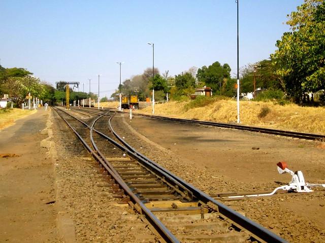 Railway in Zimbabwe