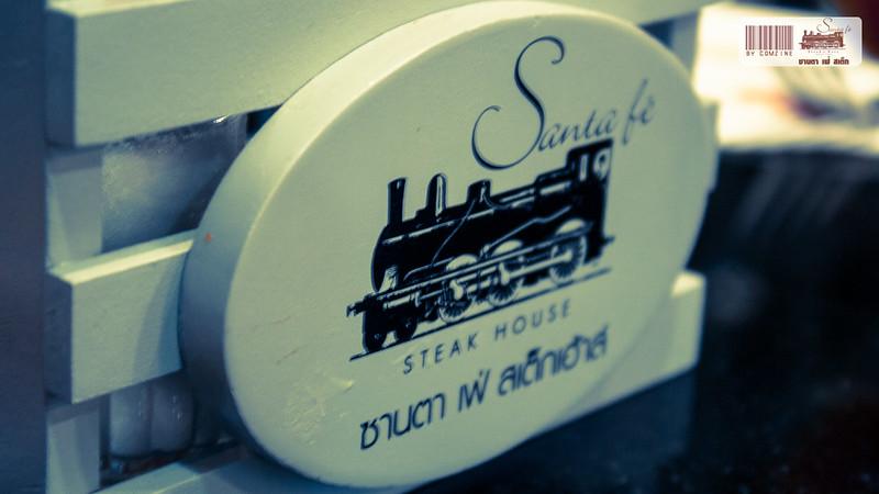 Santa Fe' Steak House - ซานตา เฟ่ สเต็กเฮ้าส์