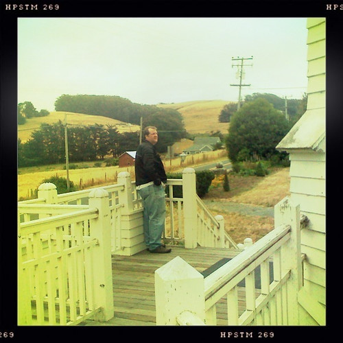 Murray, Bodega Bay by suzipaw