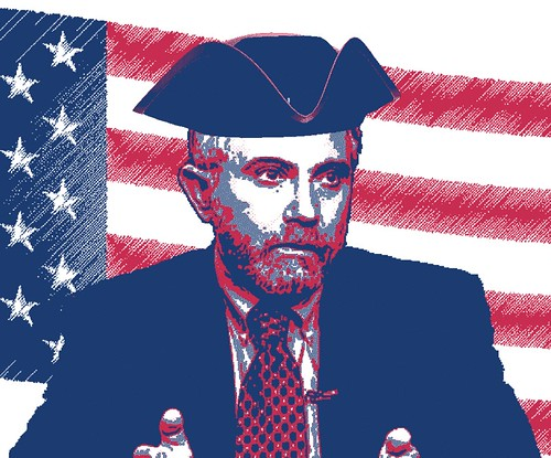 Krugman Joins the Tea Party