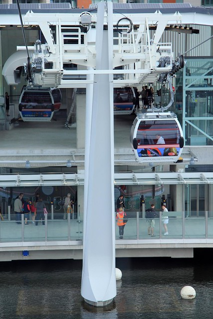 Emirates Air Line, London 01-07-2012