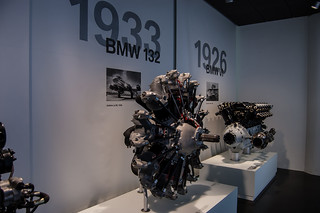 Germany. BMW Museum (Munich, Bavaria)