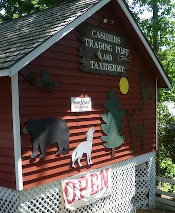 Cashiers shop
