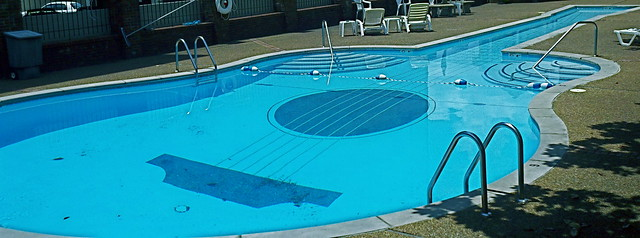 guitar shaped pool nashville images