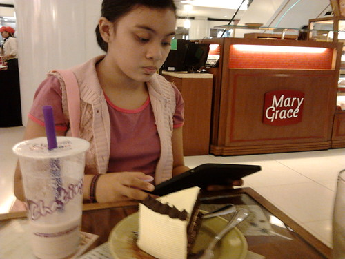 Bea at Mary Grace