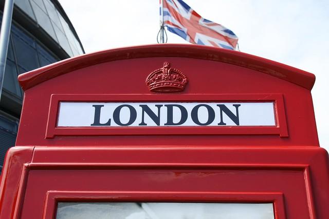 Red London Phonebooth ArtBox - Flickr CC yaketyyakyak