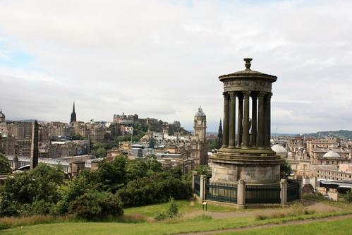 Calton Hill - Edinburgh - Scotland