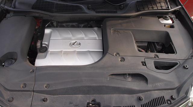 2011 Lexus RX350 12