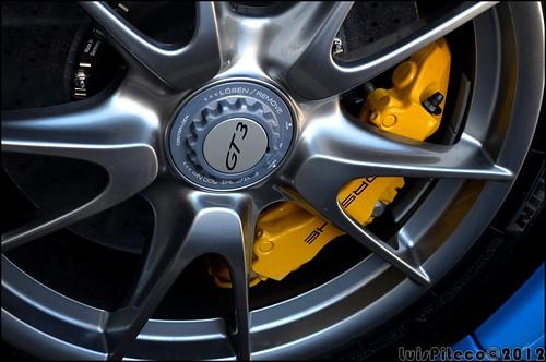 Roda Porsche GT3