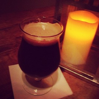 Anderson Valley Oatmeal Stout.