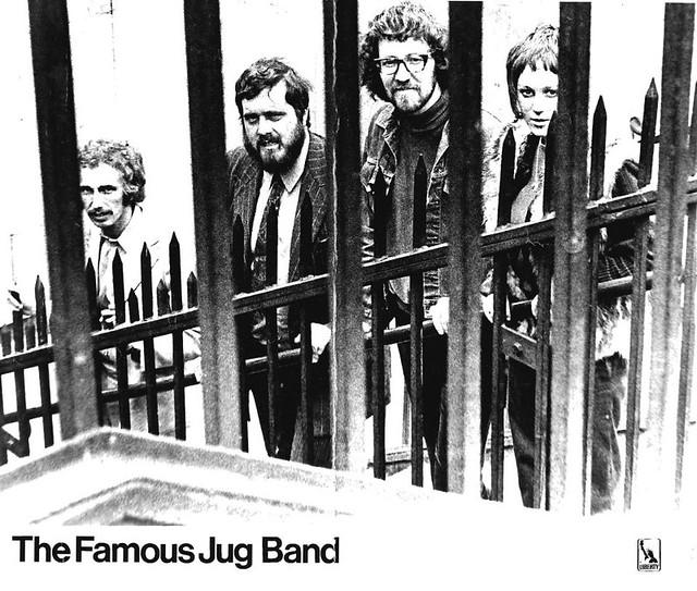 The Famous Jug Band Sunshine Possibilities