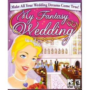 picture of the fantasy wedding game