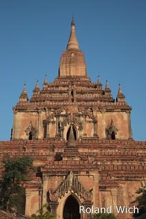 Bagan - Sulamani Pagoda