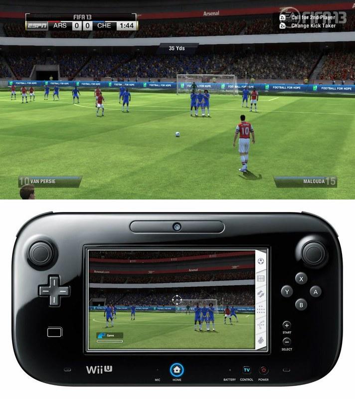 FIFA 13 Wii U : premiers détails