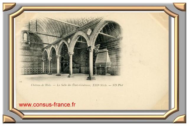 Château - La Salle des Etats Généraux _11_ND -70-150