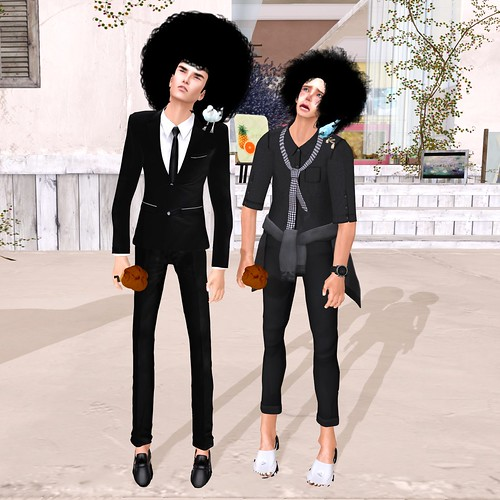 We are Afros by Kitt+