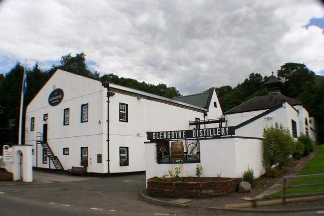 Glengoyne Distillery, Trossachs