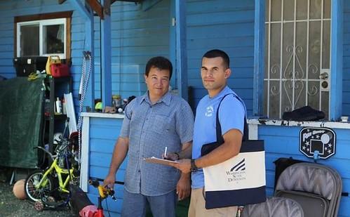 Yakima Volunteers GOTV