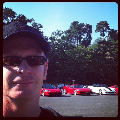 Pick a Ferrari...