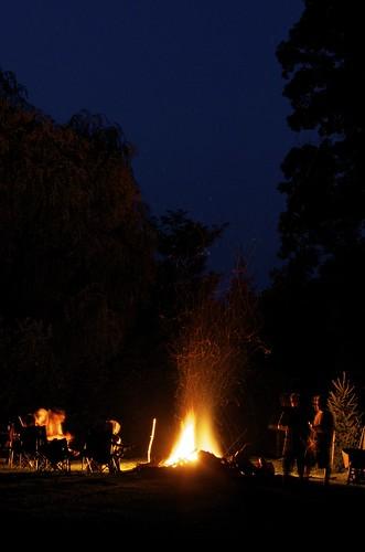 longexposure camping summer fire campfire delawareriver