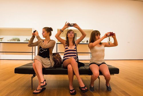 """Museum Of Modern Art """"MOMA"""" - no flashes"""